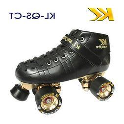 KL skate carbon shell Jam Skates Roller Speed Derby with alu