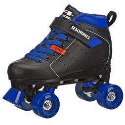 Pacer Charger Children Quad Roller Skates Boys Black