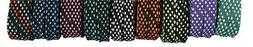 Checkered Color Laces for Roller Skates - 72 inches