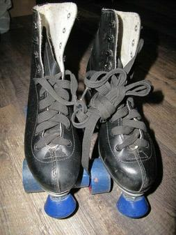 Chicago Black Men's Roller Skates US 6 Deluxe Premium Rink Q