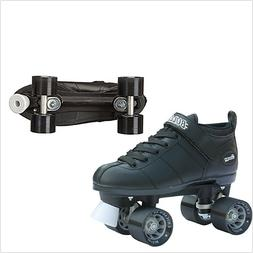Chicago Bullet Speed Roller Skates Mens Rink Racing Skating