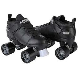 Chicago Bullet Speed Skates Men's Roller -Black Size 12 Spor
