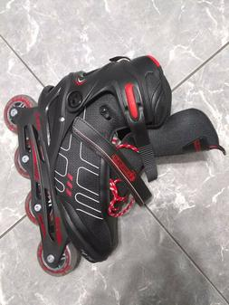 Chicago inline Skates, Black and Red