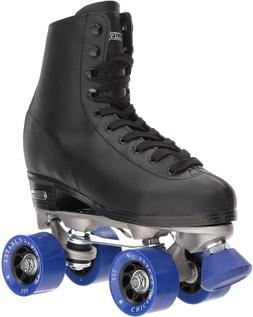 Chicago Men's Classic Roller Skates - Premium Black Quad Rin