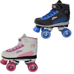 Children Boy or Girl Roller Skates - Pacer ZTX Quad Skate -
