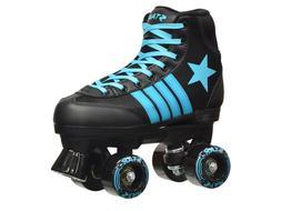 Children'sEpic Star Hydra Blue Classic Roller Skates Quads F