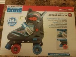 Schwinn Childrens Roller Skates Youth Adjustable Size 1-4 Bo