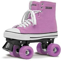 Roces Womens Chuck Quad Skates Roller Skate Sneaker Style 55