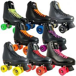 Riedell Citizen Outdoor Mens Wide Rhythm Roller Skates w/8 C
