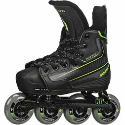 Tour Code 9 Adjustable Youth and Junior Inline Roller Hockey