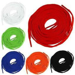 Colored Durable Roller Skate Shoe Laces Sneakers Shoelaces S