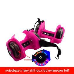 Colorful Flashing <font><b>Roller</b></font> Kid Gift Safe W