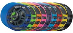 Colorful Clawz Indoor Quad Speed Skate Wheels 95A 62mm  Set