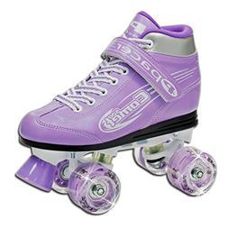 Pacer Comet Girls Light Up Roller Skates