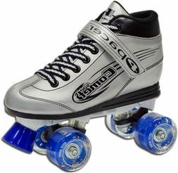 Pacer Comet Light-up  SIZE 12 JUNIOR kids boys girls Roller