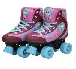 New! Epic Cotton Candy Quad Roller Skates w/ 2 Pr. Laces  Yo