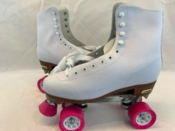 Chicago Skates CRS400-10 Ladies Rink Skate Size 10 - White