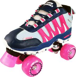 Sonic Cruiser Indoor Outdoor Car Hop Fun Roller Skates Women