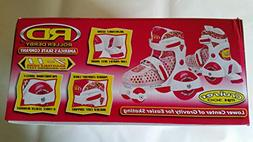 Roller Derby Girls Cruiser MX Quad Skates SIZE 7-11 adjustab