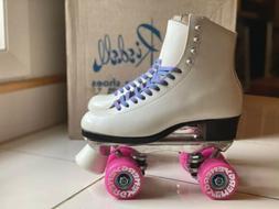 Riedell Custom Outdoor Roller Skates w/Radar Energy 78A Whee
