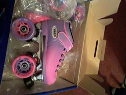 Riedell Dart Ombre Roller Skates Size 1