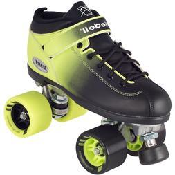 Riedell Dart Ombre Skate Green Black