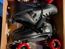Riedell Dart Quad Roller Skate Men's size 11