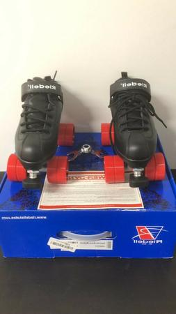 Riedell Dart Vader Quad Roller Derby Speed Skate Size 7 or 9