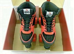 Chaya Derby Roller Skates Jump Red Size 8 Quad Skate NEW