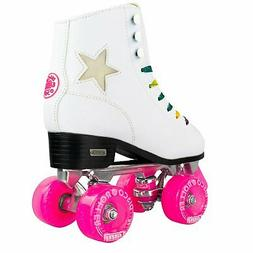 Disco Roller Skates with Light-Up Features by Crazy Skates |