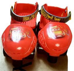 Disney Cars 3 Adjustable Junior Skates Ages 3-5