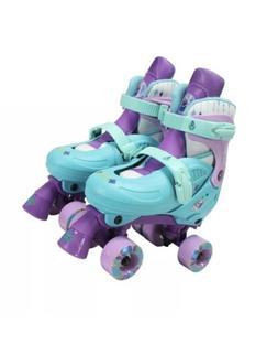 PlayWheels Disney Frozen Classic Quad Roller Skates Junior S