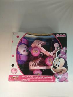 PlayWheels Disney Princess Adjustable Glitter Roller Skates