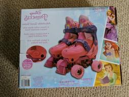 Playwheels Disney Princess Kids Rollerskate Junior Size Pink