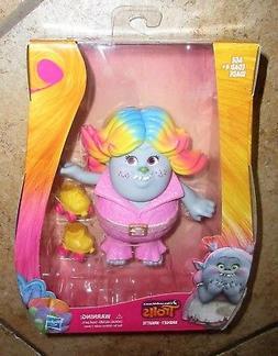 DreamWorks/Hasbro, BRIDGET Trolls Doll w/Roller Skates & Rai