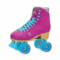 Roller Derby Elite Candi Women's Carlin Roller Skate, Blue,