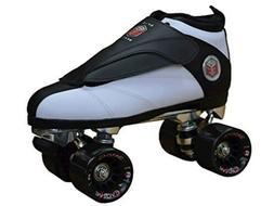 Epic Skates Evolution Quad Roller Jam Speed Skates EvoWht06