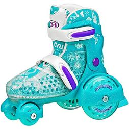 Roller Derby EZ Roll Girls Sizing Adjustable Roller Skates 7