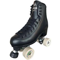 Jackson Finesse Viper Quad Roller Speed Skates with Beige Ro