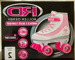 Roller Derby FireStar Youth Girl's Roller Skates - 1978