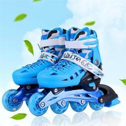 Flash Inline <font><b>Skates</b></font> Shoes for Kids <font