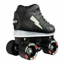 Flash Roller Skates with Light-Up LED Wheels and Boots | Ava