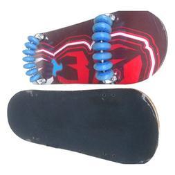 FlowBoard <font><b>Skateboard</b></font> 14 Wheels Landski <