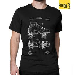 <font><b>Men</b></font> T Shirt <font><b>Roller</b></font> <