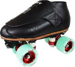 VNLA Freestyle Tiffany Blue Remix Quad Speed Roller Skates M