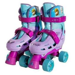 Bravo Sports Frozen Girls Kids Classic Quad Roller Skates wi