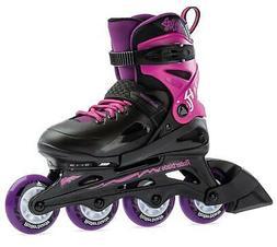 Rollerblade Fury Girls' Inline Skates, New