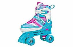 Roller Derby Girls Adjustable High Top Quad Skates