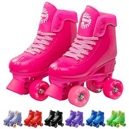 Girls And Boys Soda Pop Series Adjustable Roller Derby Rink