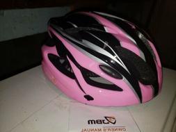Girls youth  bicycle  helmet JBM  adjustable roller skates